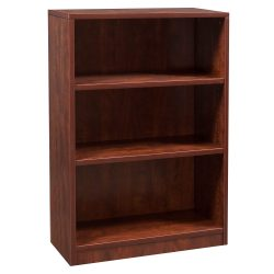 goSIT Everyday Cherry 3 Shelf Bookcase