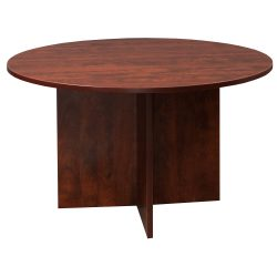 goSIT Everyday Cherry 42 Inch Meeting Table