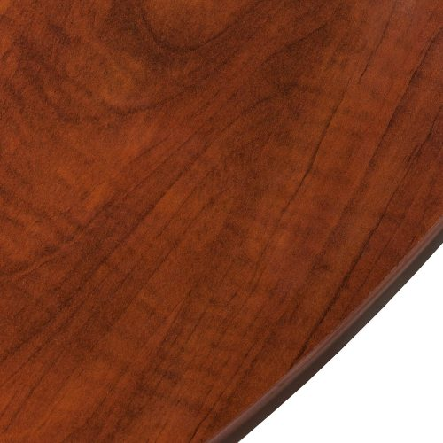 goSIT Everyday Cherry 6ft Conference Table - Edge