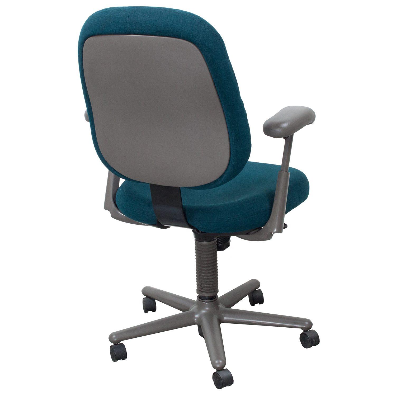 Herman Miller Ergon Used High Back Task Chair Teal
