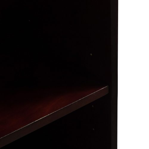 Merlot 5 Shelf Bookcase - Shelf