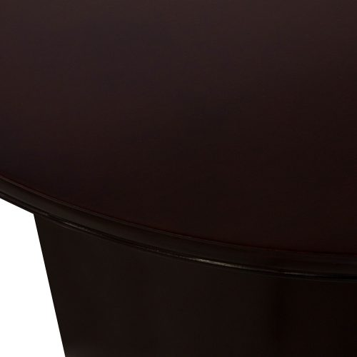 Merlot Conference Table Mahogany Edge