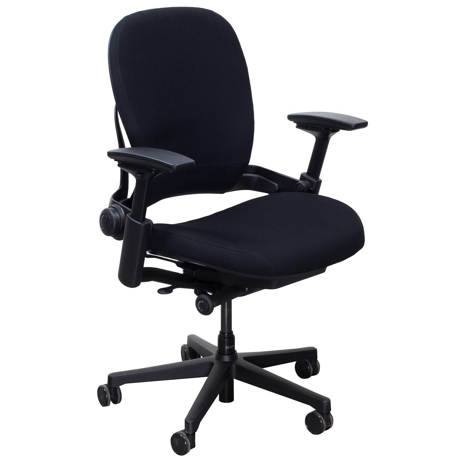 Steelcase Leap Plus V2 Used Task Chair Black National