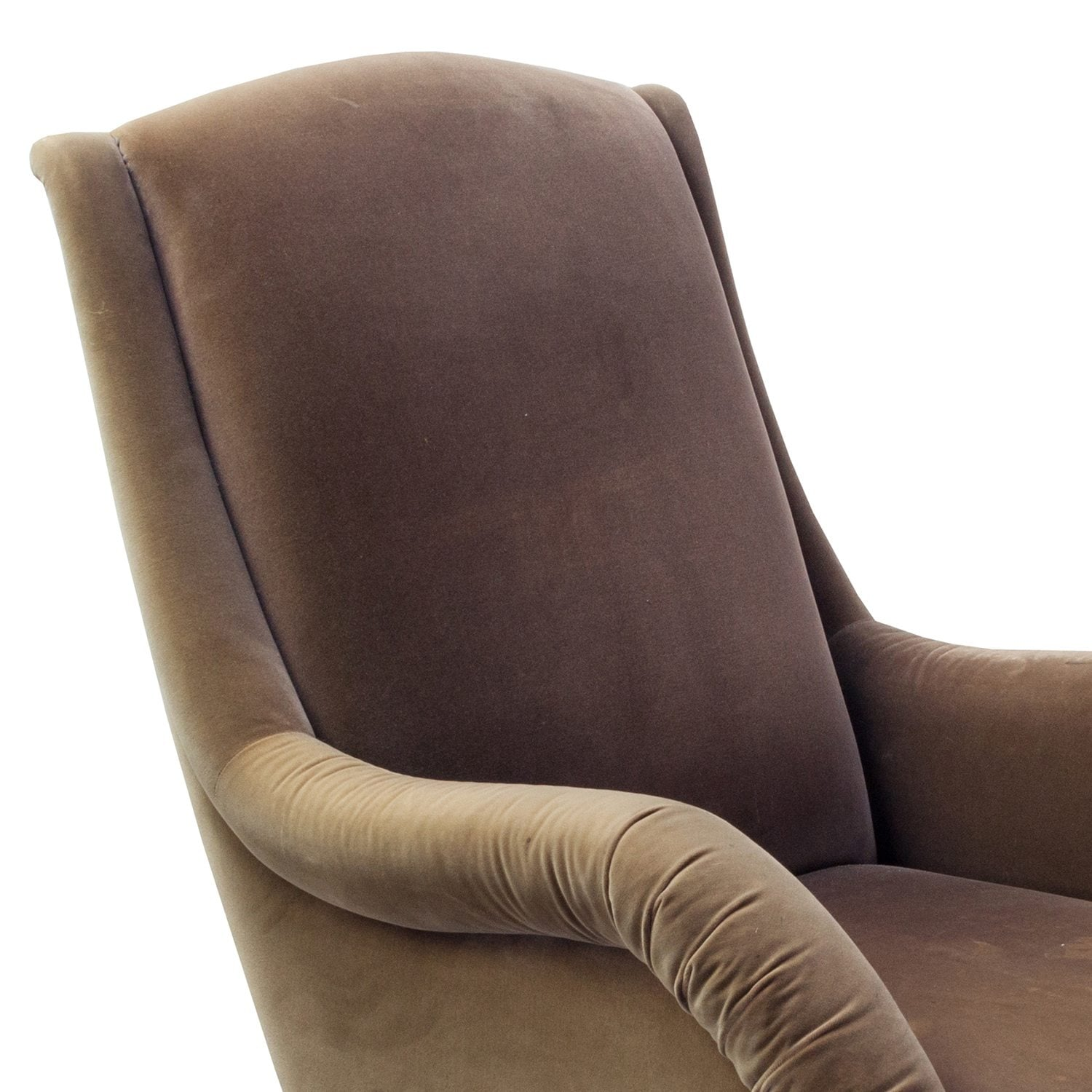 Martin Brattrud Used Lounge Chair Brown National Office