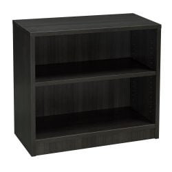 goSIT Everyday Gray 2 Shelf Bookcase