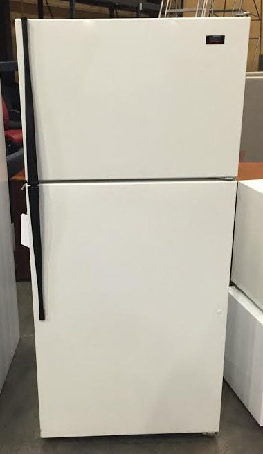 Large Roper Used Refrigerator White National Office