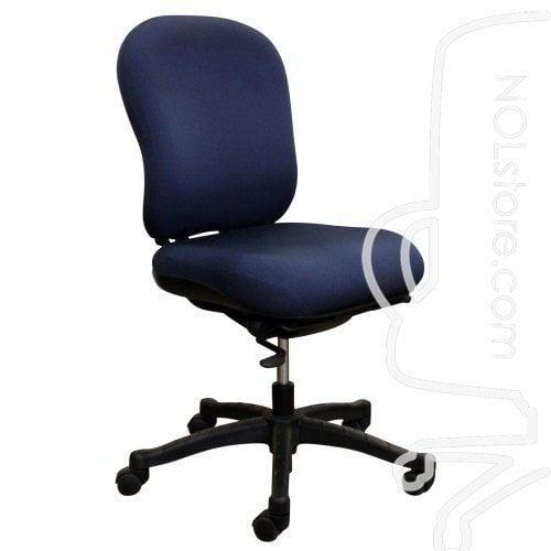 Blue Executive Office Chair