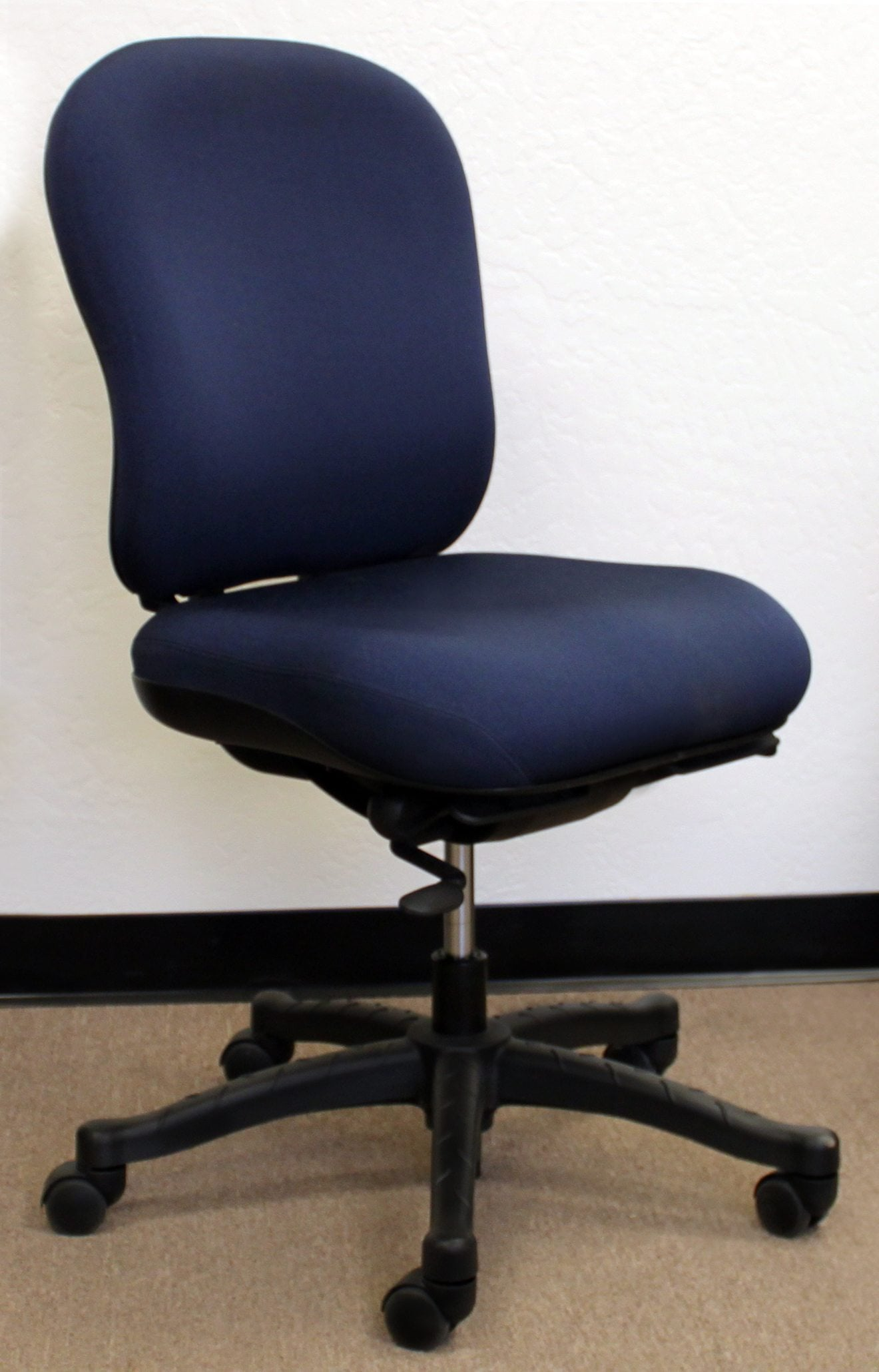 Knoll Rpm Used Ergonomic High Back Armless Task Chair