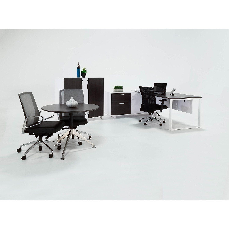 Morgan Executive Right Return Melamine L Shape Desk