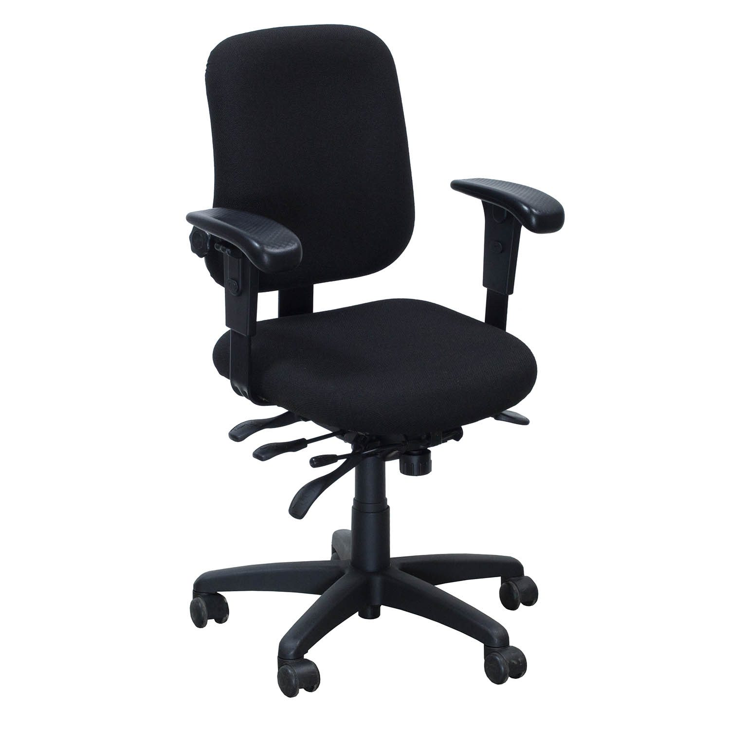 Office Master PT74 Used Task Chair ...
