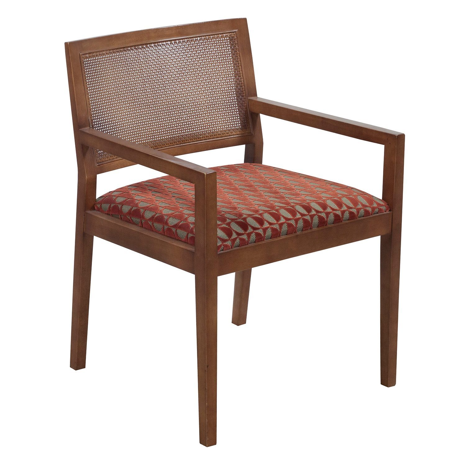 Bernhardt Clark Used Wooden Arm Chair ...