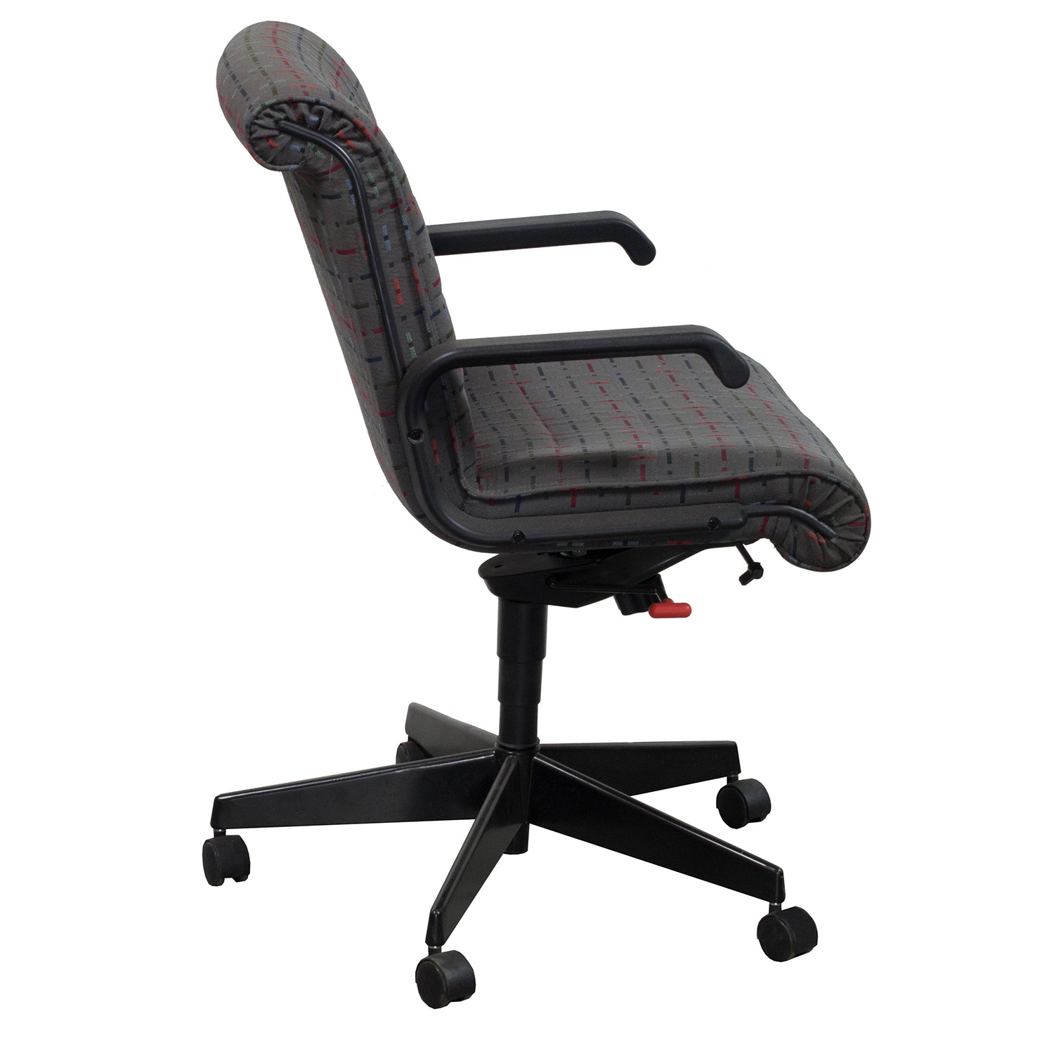 Knoll Sapper Management Used Conference Chair Gray