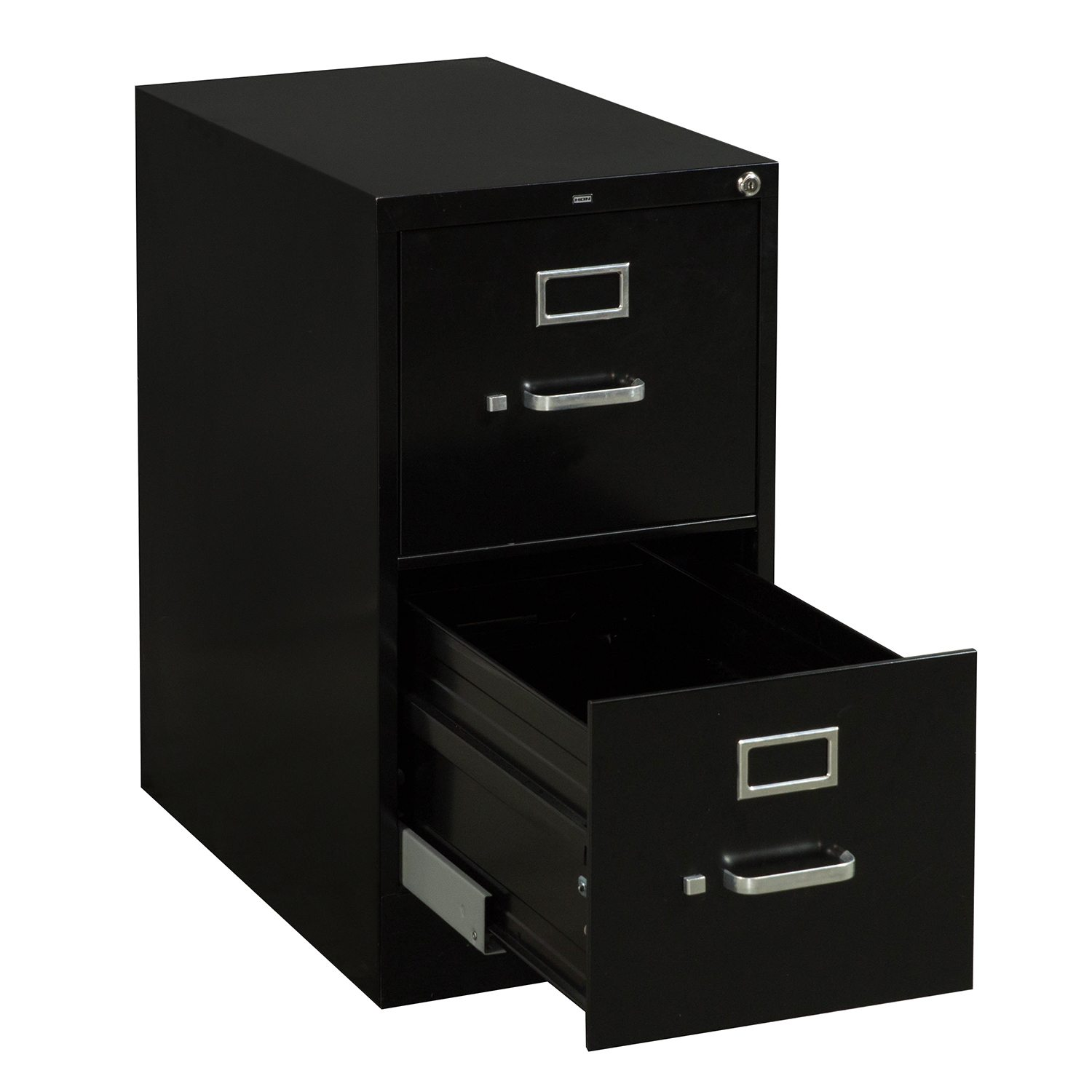 hon filing cabinets hon used letter sized 2 drawer vertical file black 16590