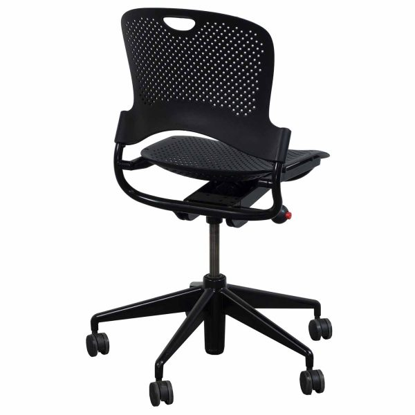 Herman Miller Caper Multipurpose Used Task Chair Black