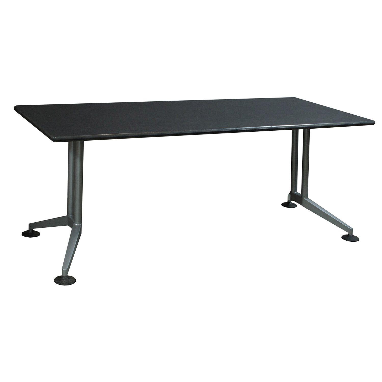 Steelcase Vecta Used 30x72 Laminate Training Table Gray