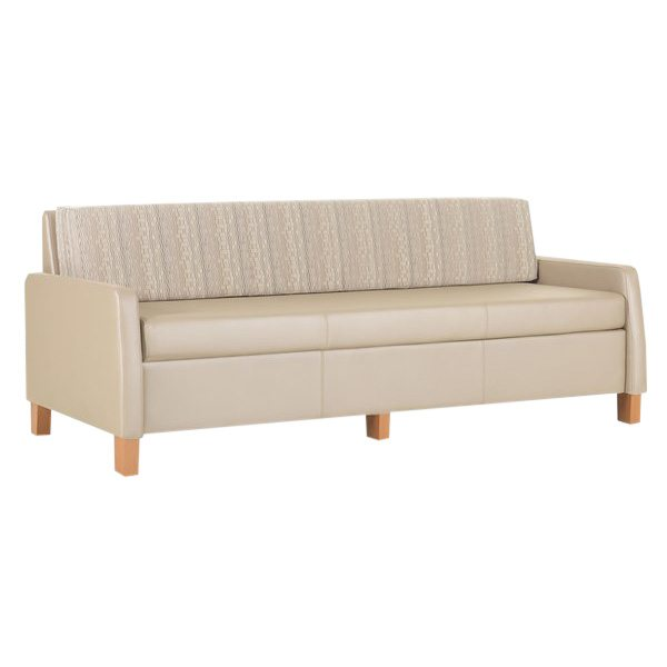 La-Z-Boy New Max Sleeper Sofa Upholstered Front - National Office ...