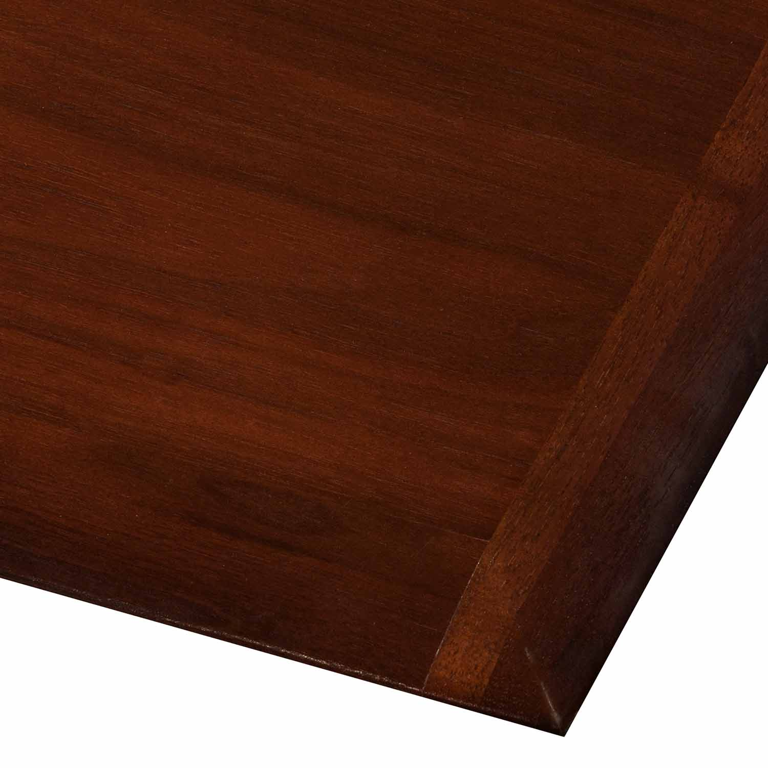 Steelcase Used Wood Veneer 8ft Conference Table, Mahogany