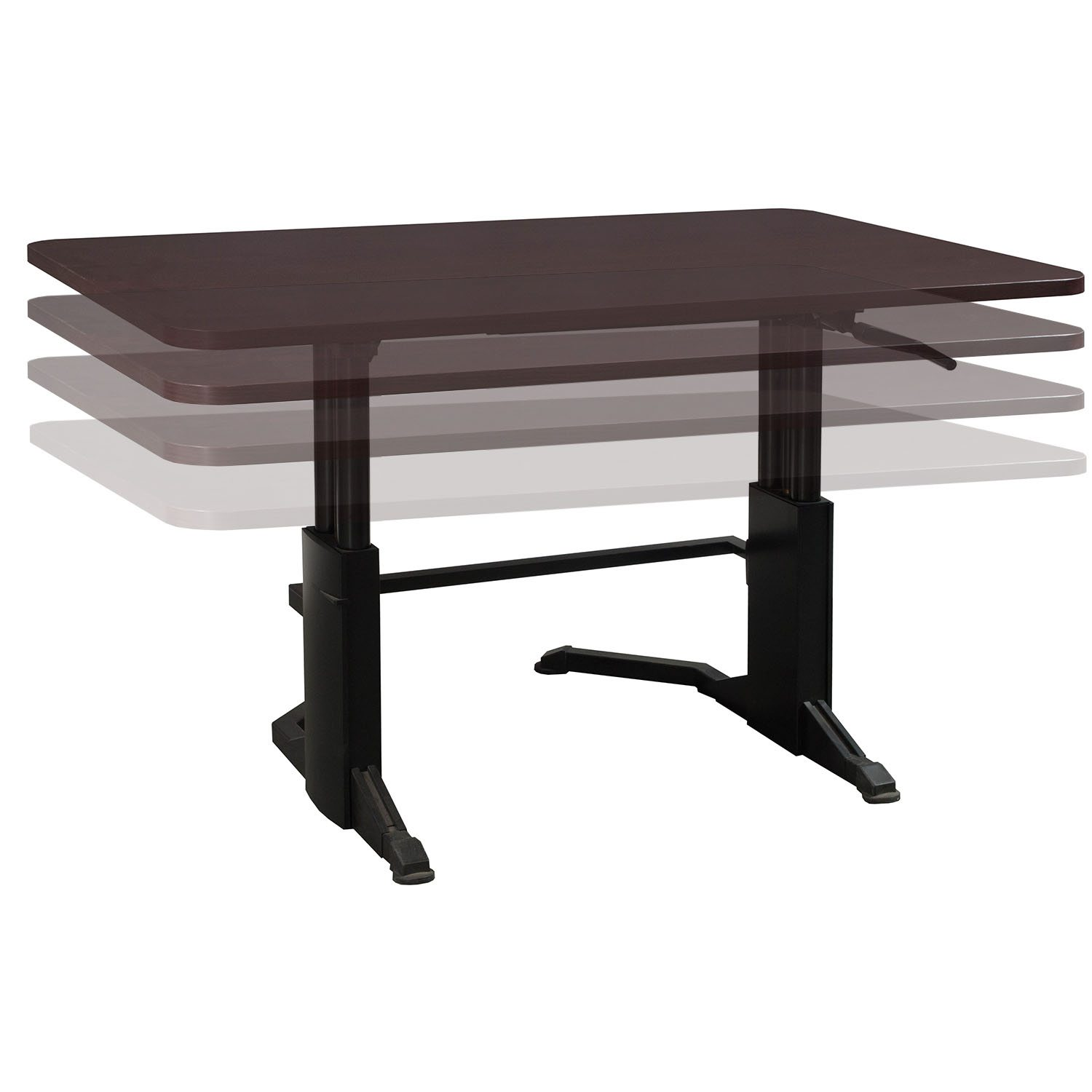 Adjustable 60 Inch Used Training Table National Office