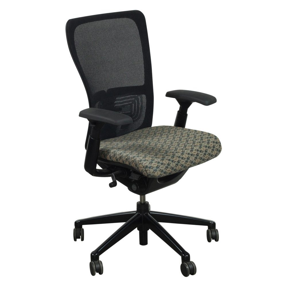 Haworth Zody Used Task Chair Multi Color National