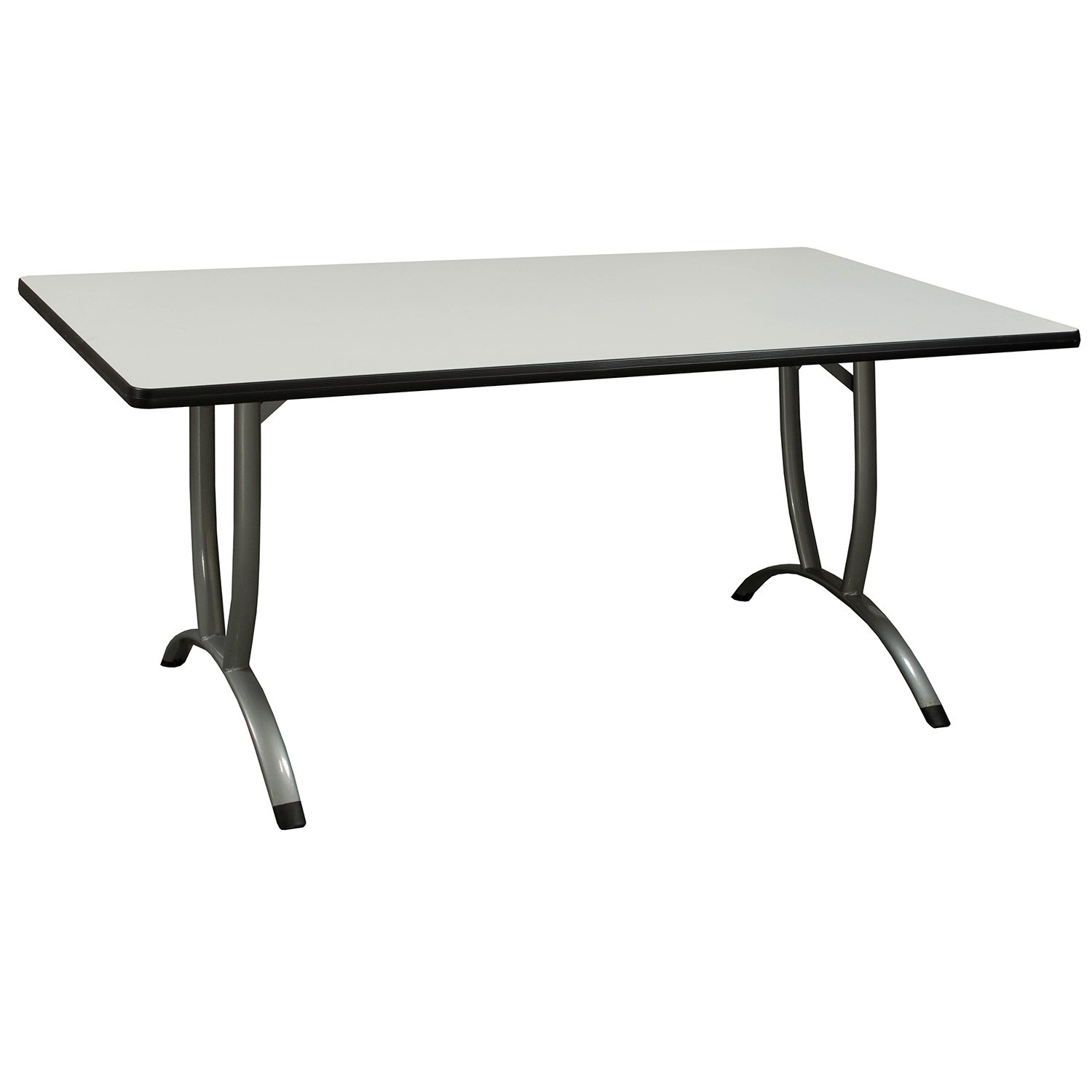 Steelcase Vecta Used 30x60 Inch Laminate Folding Table
