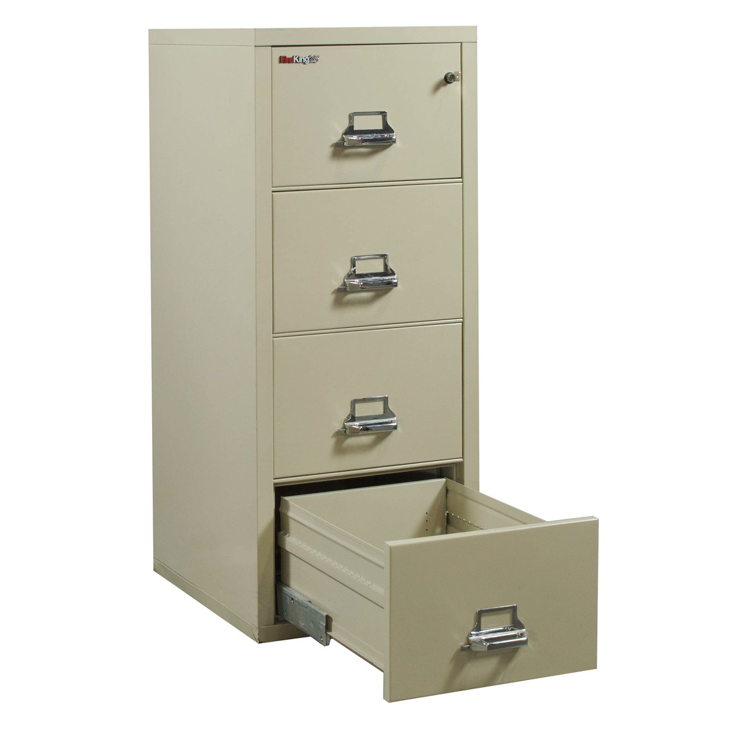 used file cabinets fireking 25 used 4 drawer vertical file cabinet 27784