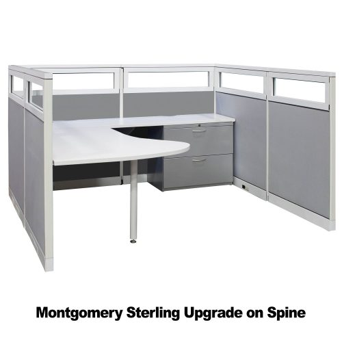 Steelcase Avenir - Montgomery Sterling Upgrade