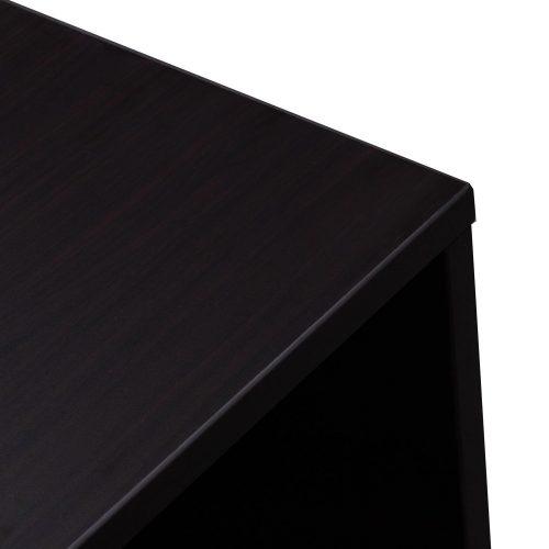goSIT Jersey 30x60 Single Pedestal Desk - Corner