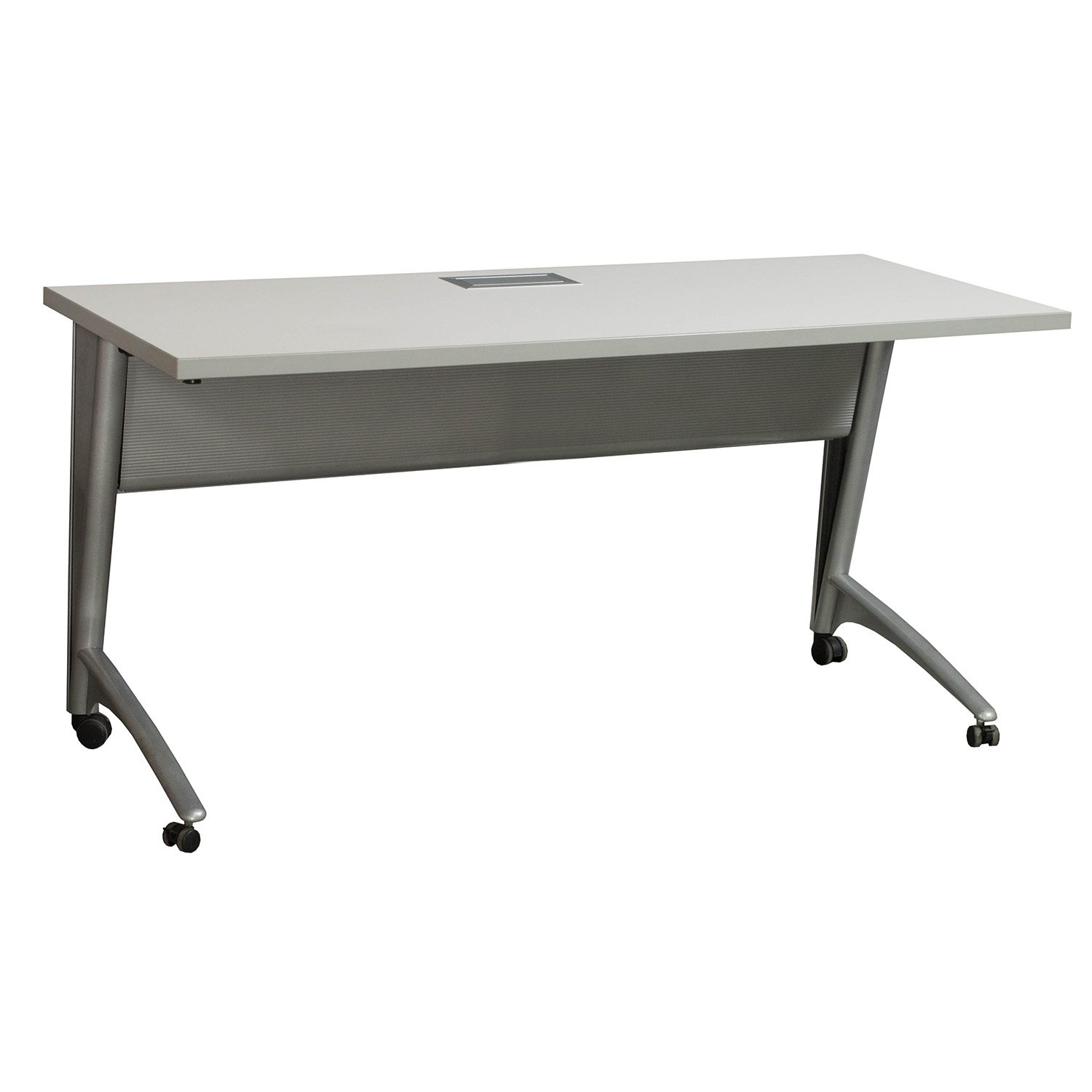 Nucraft Saber Used Mobile Training Table White National
