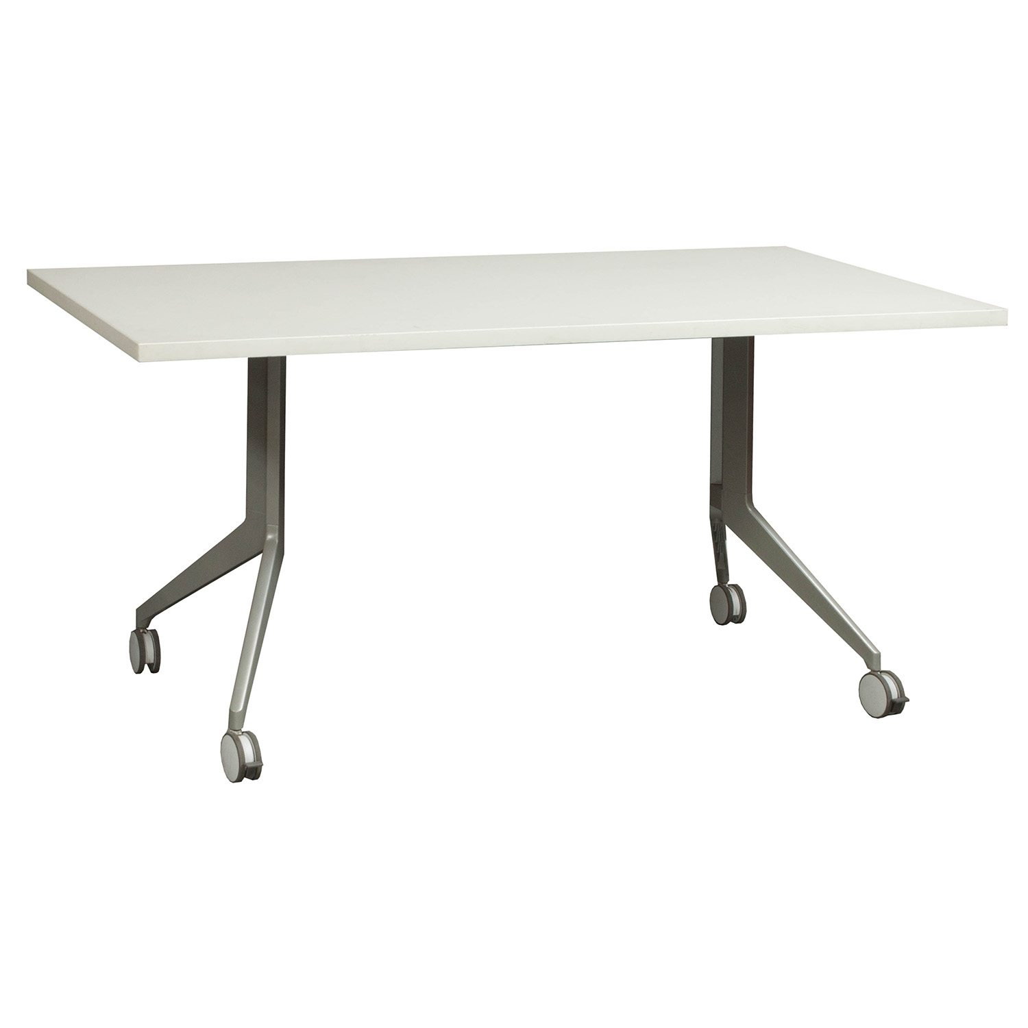 Haworth Planes Used 30 215 60 Training Table White National