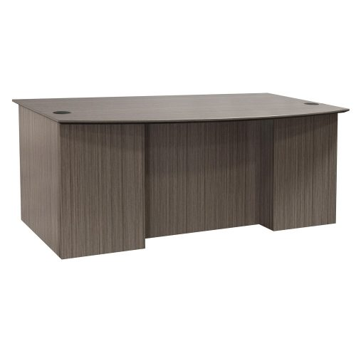 Catalina Drift Double Pedestal Desk - Front