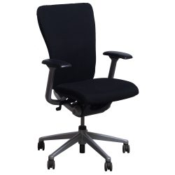 Haworth Zody Conference Chair in Black