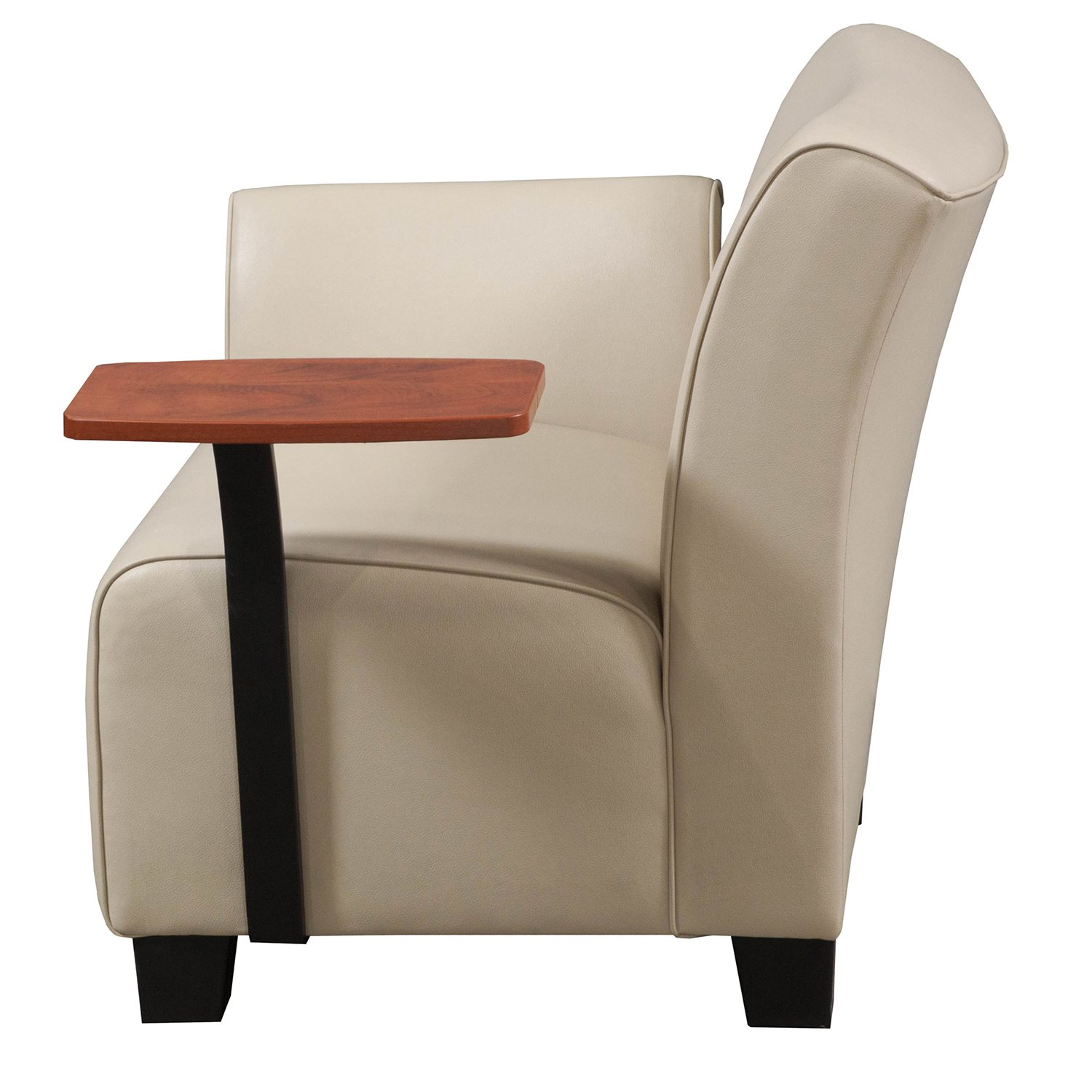 Steelcase Jenny Left Tablet Lounge Chair   Side