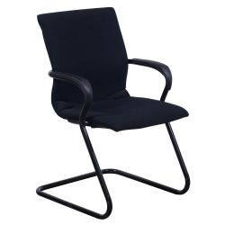 Steelcase Protege Side Chair in Black