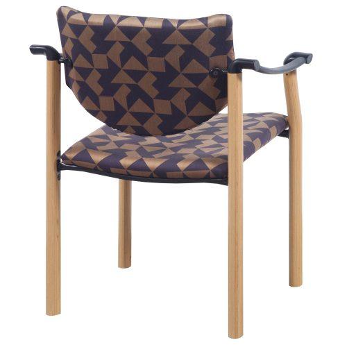 Brayton International Tonga Side Chair - Back