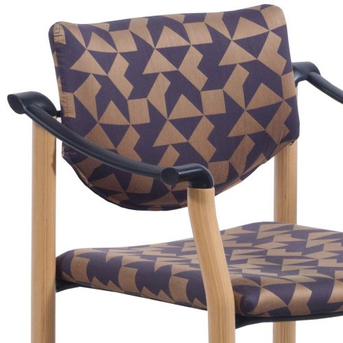Brayton International Tonga Side Chair - Arm