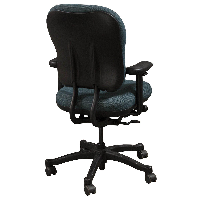 Knoll RPM Green Task Chair - Back  sc 1 st  national office liquidators & Knoll RPM Used Ergonomic High Back Task Chair Green   National ...