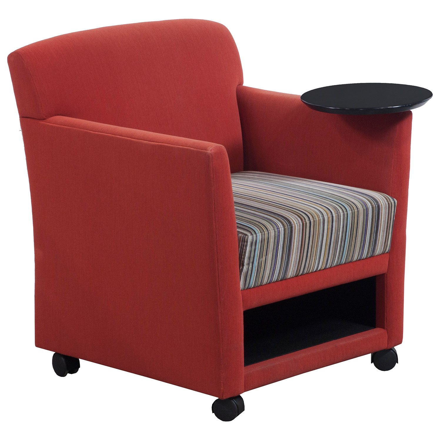 Martin Brattrud Used Mobile Lounge Chair W Left Tablet