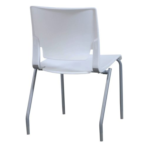 SitOnIt Rio Frost Stack Chair - Back