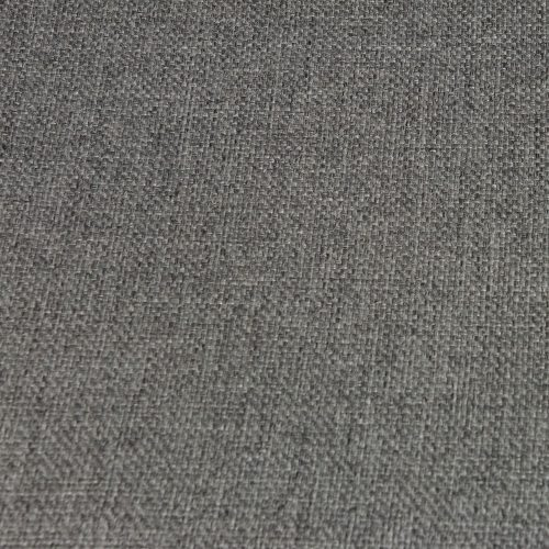 ECD Armless Stool in Gray Tweed - Color Swatch