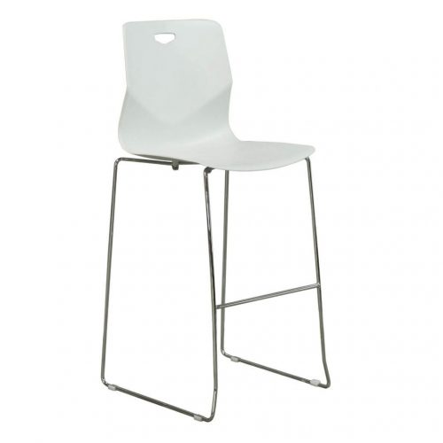 goSIT Peak Stool in Gray - Front