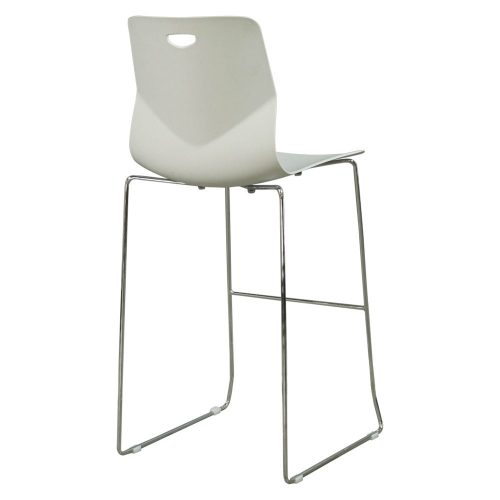 goSIT Peak Stool in Gray - Back