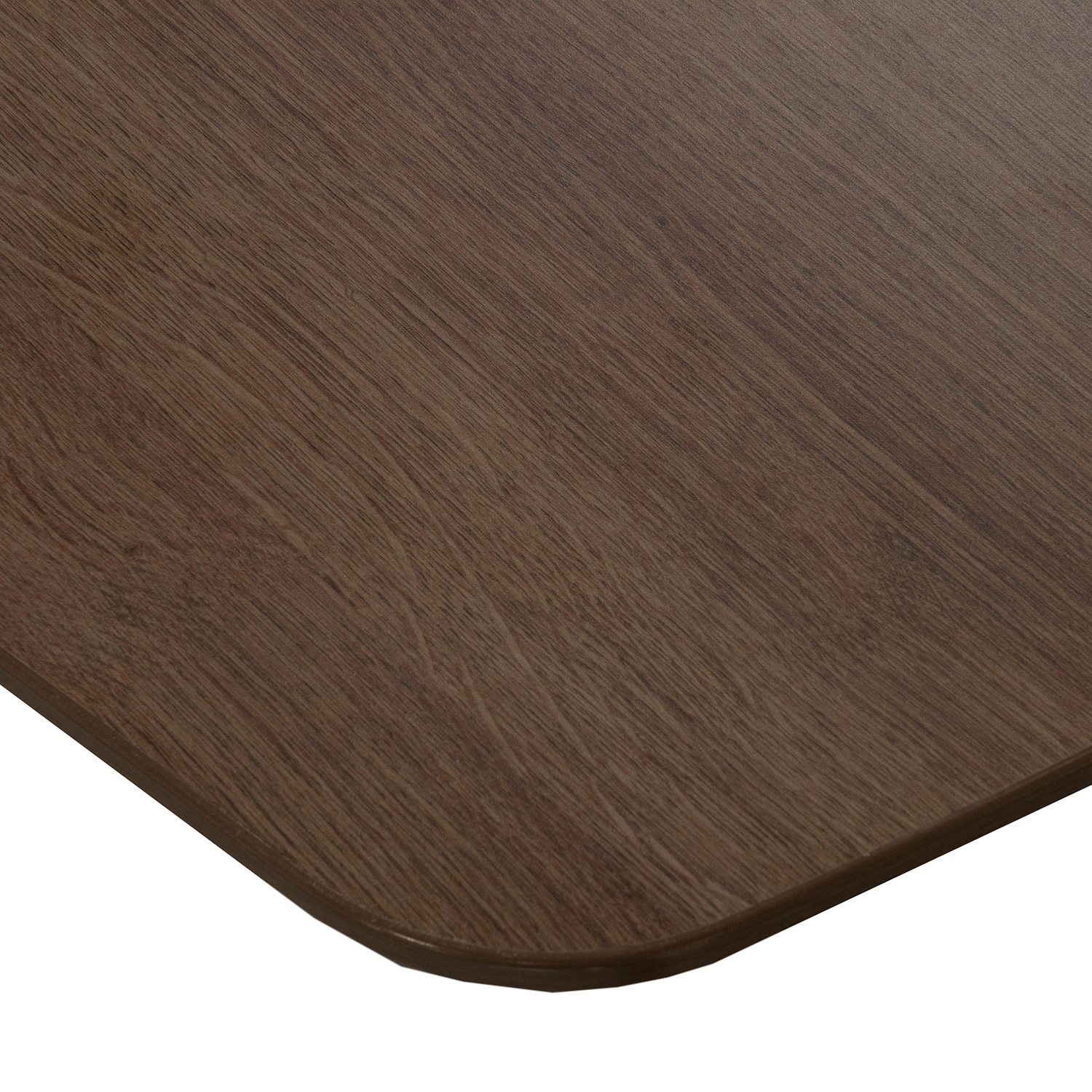 Creative Wood Products Used Ft Laminate Conference Table Walnut - Corner conference table