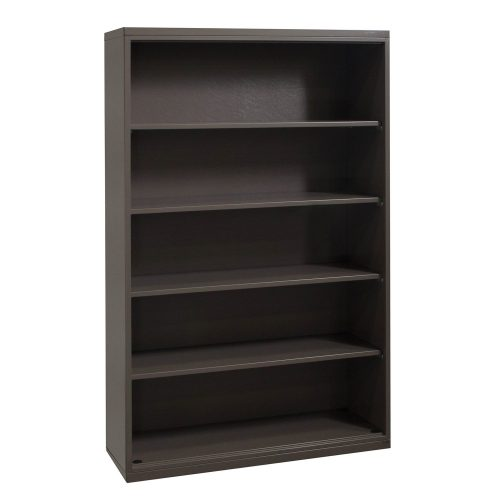 Herman Miller 69 Inch Bookcase in Bronzite