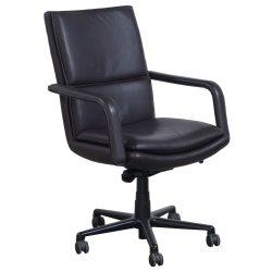 Keilhauer Elite Conference Chair in Dark Brown
