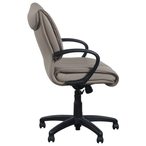 SitOnIt Glove Conference Chair in Tan - Side