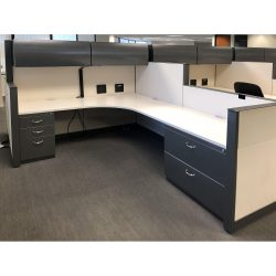 Steelcase Answer 6x8 Cubicle