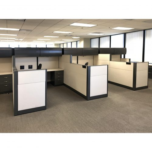 Steelcase Answer 6x8 Cubicle -Pod