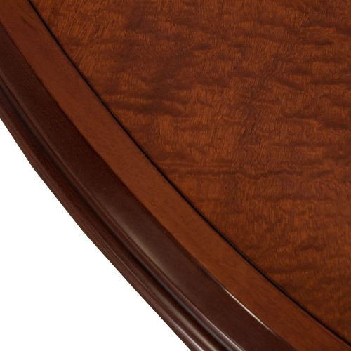 10ft Walnut Conference Table - Edge