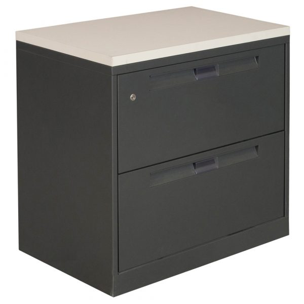 Steelcase Used 2 Drawer 30 Inch Lateral File ...
