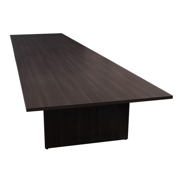 Everyday Foot Laminate Rectangle Conference Table Gray - 18 foot conference table